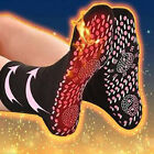 Warmth Self Heating Magnetic Tourmaline Therapy Socks Infrared Foot Pain Massage