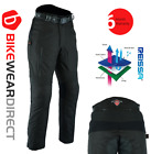 Motorbike Motorcycle Trousers With Armour Waterproof Biker Pants CE Protection
