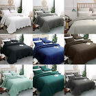 Luxury Bedspread Coverlet 3 Pcs Set Oversize Queen or King Size Solid US Local image
