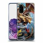 OFFICIAL ANNE STOKES DRAGONS 4 SOFT GEL CASE FOR SAMSUNG PHONES 1