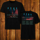 1Disturbed and Three Days Grace 2019 Tour dates T-shirt 2 SIDE all size S - 5XL