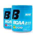 Beast Sports BCAA 2 1 1 (30srv) Muscle building & workout recovery powder