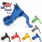US Short CNC Stunt Clutch Lever Perch For Motorcycle Bike With Cable Clutch Left $27.59 USD on eBay