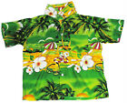 Hawaiian Shirt Beach Party Boys Girls Kids *DEFECTS*