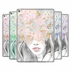 OFFICIAL NATURE MAGICK GIRL WITH FLOWERS IN HER HAIR BACK CASE FOR APPLE iPAD