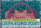 Panini Road to Euro 2020 Glitzer Shiny Sticker Einzel Auswahl choose