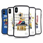 OFFICIAL MINIONS MINION BRITISH INVASION HYBRID CASE FOR APPLE iPHONES PHONES