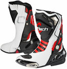 Cortech Mens White/Red Impulse Air Rr Motorcycle Boots