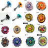 Metal Fusion Masters Beyblade 4D System Fury Fight Top/String Launcher with Grip