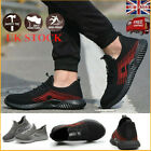 Kyпить Mens Steel Toe Lightweight Safety Shoes Work Boots Sports Hiking Shoes Trainers на еВаy.соm