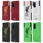 LIVERPOOL FC LFC 2019/20 KIT PU LEATHER BOOK WALLET CASE COVER FOR HUAWEI PHONES