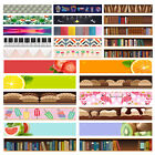 5pcs 3d Thicken Pvc Wall Decal Decor Self-adhesive Diy Waterproof Stairs Sticker