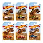 Hot Wheels GDG44 1/64 OFF ROAD TRUCKS BONE SHAKER SUBARU FORD JEEP BAJA