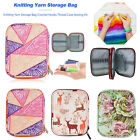 Внешний вид - Needle Knitting Storage Bag Crochet Hook Thread Sewing Kits Pouch Case Organizer