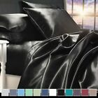 6 Piece Egyptian Comfort 1800 Thread Count Deep Pocket Bed Sheet Set - 15 Colors image
