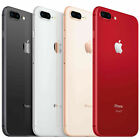 "Apple Iphone 8 Plus 5.5"" 64gb 256gb 4g Unlocked At&t T-mobile Verizon Sprint Gsm"