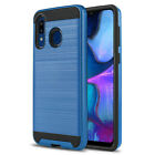 for SAMSUNG GALAXY A20 / A30 / A50, [Protech Series] Phone Case Brushed Cover