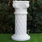 """WEDDING COLUMNS 25"""" White with Crystal Beads Wedding Party Decorations WHOLESALE"""