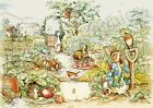 Beatrix Potter Peter Rabbit Art Photo Poster Picture Print ONLY A4 or A3 Prints