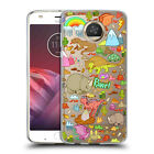 HEAD CASE DESIGNS PREHISTORIC PATTERNS GEL CASE FOR MOTOROLA PHONES