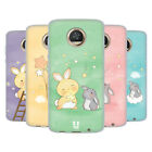 HEAD CASE DESIGNS STARCATCHER BUNNIES GEL CASE FOR MOTOROLA PHONES