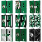 OFFICIAL NBA BOSTON CELTICS LEATHER BOOK WALLET CASE FOR SONY PHONES 1 on eBay