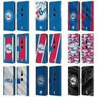 OFFICIAL NBA PHILADELPHIA 76ERS LEATHER BOOK WALLET CASE FOR SONY PHONES 1 on eBay