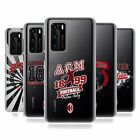 OFFICIAL AC MILAN TEENS SOFT GEL CASE FOR HUAWEI PHONES