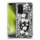HEAD CASE DESIGNS FLORALS & LACES GEL CASE FOR HUAWEI PHONES