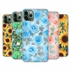 OFFICIAL MICKLYN LE FEUVRE FLORALS 4 GEL CASE FOR APPLE iPHONE PHONES