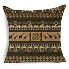Artificial Morocco cotton throw pillows case for sofa cushion cover Home Decor