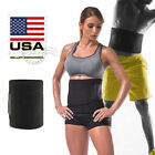 Внешний вид - Women Men Fat Burner Waist Trimmer Belt Weight Loss Sweat Slim Wrap