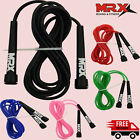 Jump Rope Speed Skipping Crossfit Fitness Workout Gym Aerobic Exercise Cardio image