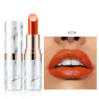 Nude Color Long Lasting Matte Lip Gloss Lips Beauty Velvet Red Marble Lipstick