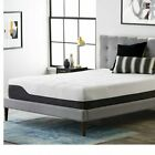 "10"" 12"" Twin Full Queen King Comfort Medium Firm Cool Gel Memory foam Mattress image"