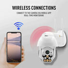1080P WIFI IP Camera WHITE Wireless Outdoor HD Home Security IR Cam New