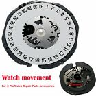 Japan Quartz Watch Movement VJ32 Date at 3 Date at 6 for 3 Pin Watch Repair Part image