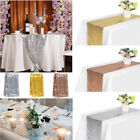 12' x 72' Sequin Tablecloth Table Runner Wedding Party Banquet Home Decoration