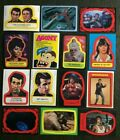 NON-SPORT STICKERS 1970'S*CLICK*SELECT*FOR DROP DOWN MENU STICKER LIST $1.49 CAD on eBay