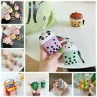 Cartoon bottles Silicone Case Cover Protective for Apple Airpod Charging Case $12.64  on eBay