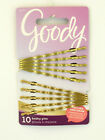 GOODY COLOUR COLLECTION WAVY BOBBY SLIDES  - 10 PCS. (#02452 & #02454)