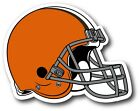 CLEVELAND BROWNS NFL DECAL STICKER CAR TRUCK WINDOW 3M USA MADE FOOTBALL BUMPER $27.99 USD on eBay