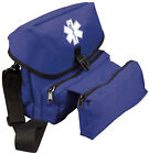 First Responder Field Kit Bag EMS EMT Medical Paramedic First Aid Emergency