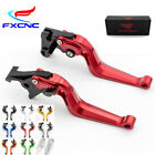 CNC 3D Camber Brake Clutch Levers For Honda Yamaha Suzuki Triumph BMW Motorcycle $29.36 USD on eBay