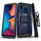 for SAMSUNG GALAXY A20 / A30 / A50, [Tank Series] Phone Case Cover & Holster