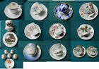 Great Porcelain Houses of The World by Danbury Mint COFFEE CUPS PICK ONE