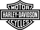 Harley Davidson vinyl decal sticker colors available $5.99 USD on eBay