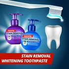 Natural Intensive Stain Remover Whitening Toothpaste Anti Bleeding Gums