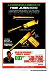 241626 THE MAN WITH THE GOLDEN GUN Movie WALL PRINT POSTER CA $19.95 CAD on eBay