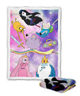 Adventure Time Galaxy Blanket (40X30 inch) / (60x50 inch) / (80x60 inch)